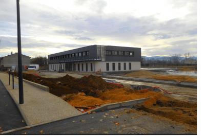 CONSTRUCTION D'UN POLE EMPLOI